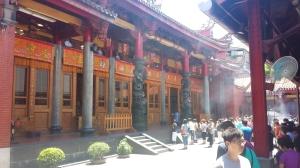 Inside Xingtian Temple