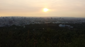View of Taichung