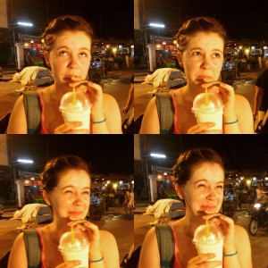 The Progression of the Durian Shake